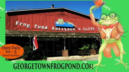 Frog Pond Antiques & Gifts