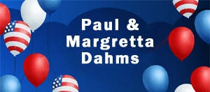 Paul & Margretta Dahms