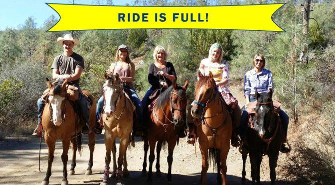 Five Riders
