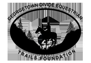 GDETF Logo - rider silhouette