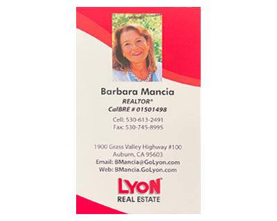 Barbara Mancia, Lyon Real Estate