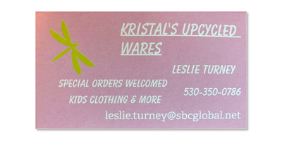Kristal's Upcycled Wares