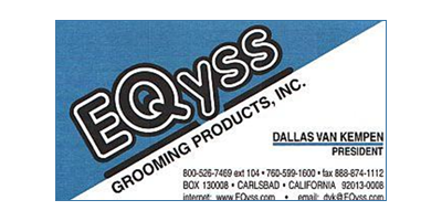 EQyss Grooming Products, Inc.